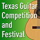 18th Annual Texas Guitar Competition Entrance Fee- Adult