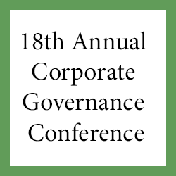 Annual Corporate Governance Conference