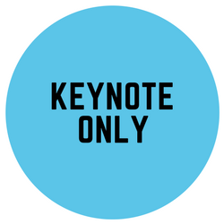 Individual Keynote Only