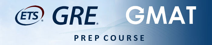 GMAT or GRE Prep Course